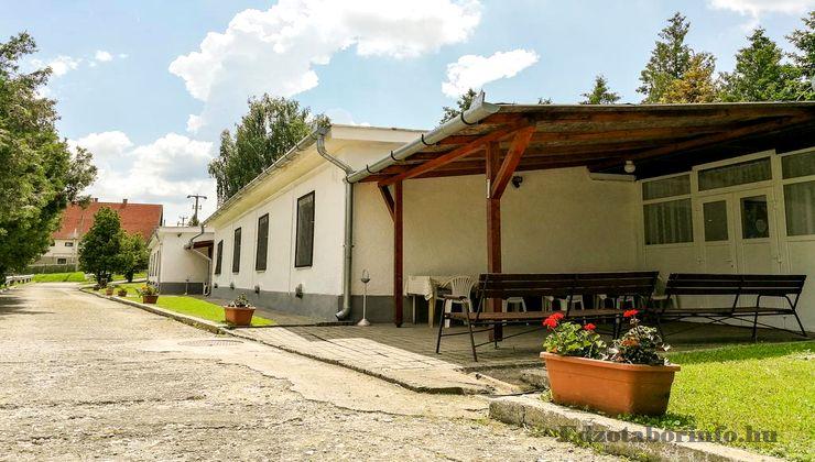 Edzőtábor - Aggtelek Ifjúsági Tábor 2