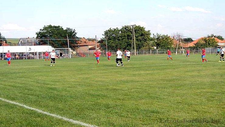 Edzőtábor - Bogács Ifjúsági Tábor - Futballpálya