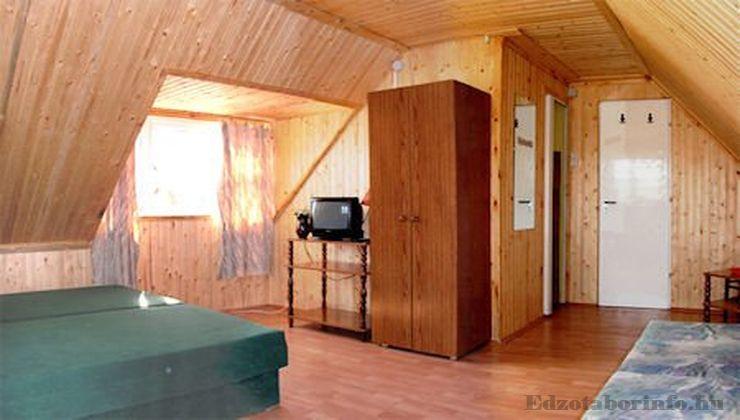 Edzőtábor - Bogács Ifjúsági Tábor - Szállás 4
