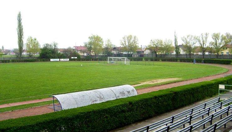 Edzőtábor - Ceglédfürdő Ifjúsági Tábotr - Futballpálya