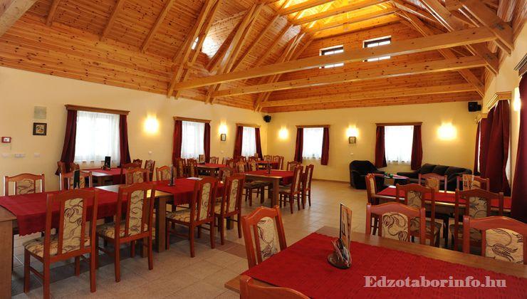 Edzőtábor - Nagybörzsöny Hotel és Tábor - Étterem