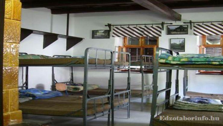 Edzőtábor - Pusztafalu Ifjúsági Tábor - Szállás 3