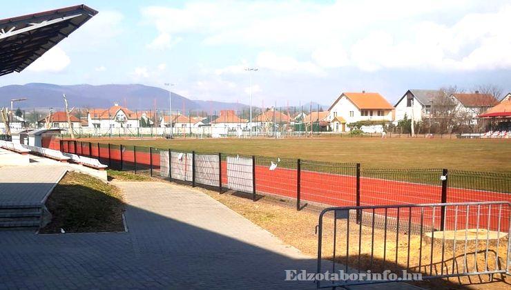 Edzőtábor - Sárospata Ifjúsági Tábor - Füves futballpálya 2