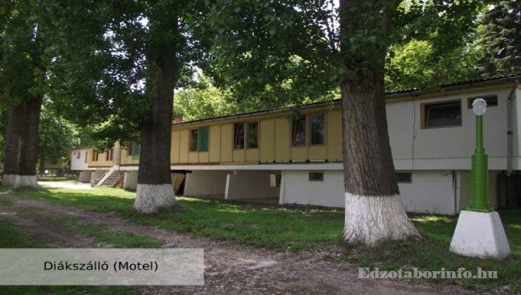 Edzőtábor, Szetendre Ifjúsági Tábor - Diákszálló, motel