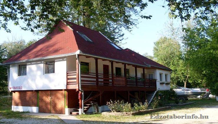 Edzőtábor, Szetendre Ifjúsági Tábor - Turistaház