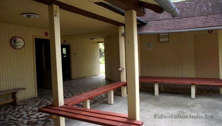 Edzőtábor, Szetendre Ifjúsági Tábor - Udvarház