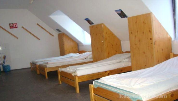Edzőtábor - Szigetszentmárton Ifjúsági Tábor - Szállás 3