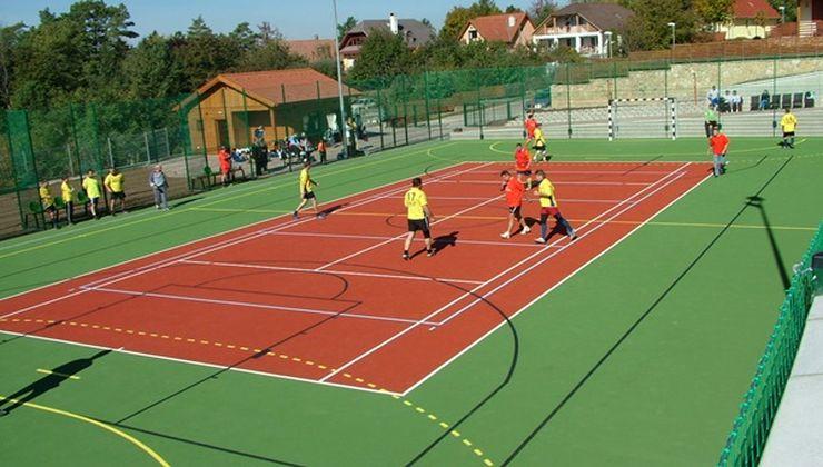 Edzőtábor - Szilvásvárad Ifjúsági Tábor - Sportpálya