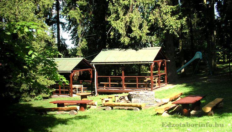 Edzőtábor - Szilvásvárad Ifjúsági Tábor - Udvar 4