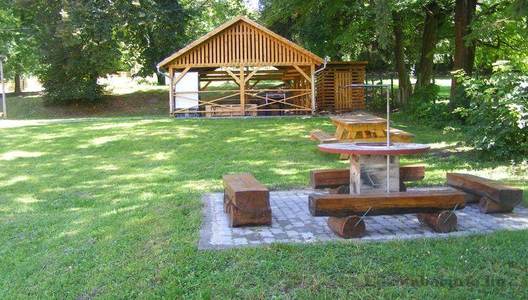 Edzőtábor - Szilvásvárad Ifjúsági Tábor - Udvar 5