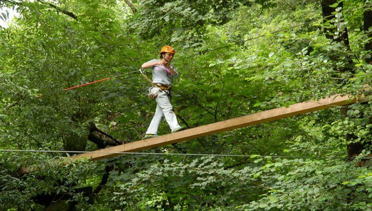 Edzőtábor - Szilvásvárad Ifjúsági Tábor élménypark 2