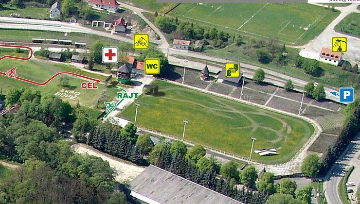 Edzőtábor - Szilvásvárad Ifjúsági Tábor sportpályák