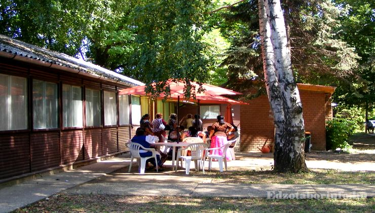 Edzőtábor - Tokaj Ifjúsági Tábor