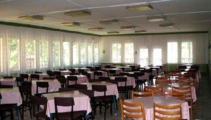 Edzőtábor, táborhely - Bánvölgye Ifjúsági Tábor - Étterem