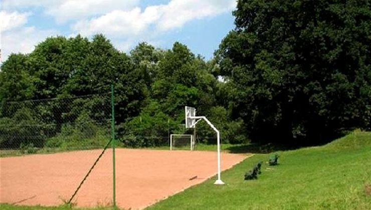 Edzőtábor, táborhely - Bánvölgye Ifjúsági Tábor - Sportpálya