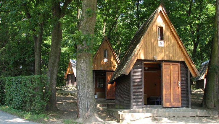 Edzőtábor, táborhely - Bánvölgye Ifjúsági Tábor