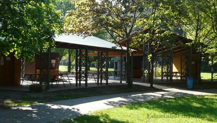Edzőtábor, táborhely - Békés-Dánfok Üdülő és Tábor - Gastro konyha