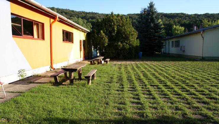 Edzőtábor, táborhely - Bodajk Ifjúsági Tábor 2
