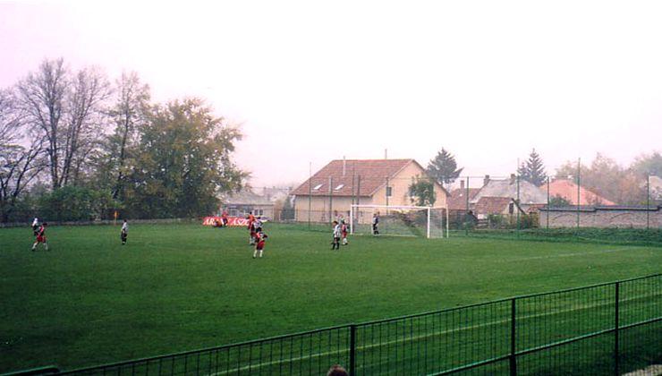 Edzőtábor, táborhely - Bodajk Ifjúsági Tábor - Futballpálya