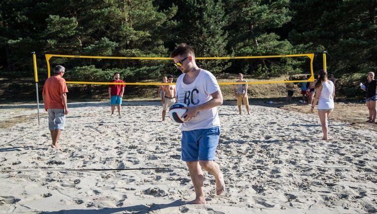 Edzőtábor, táborhely - Bodajk Ifjúsági Tábor - Sportpályák 2