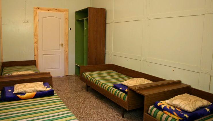 Edzőtábor, táborhely - Bodajk Ifjúsági Tábor - Szállás 2