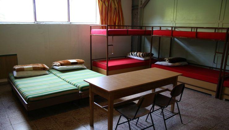 Edzőtábor, táborhely - Bodajk Ifjúsági Tábor - Szállás