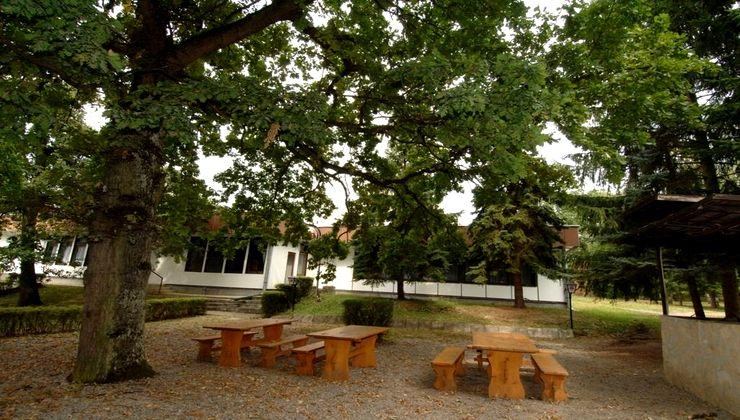Edzőtábor, táborhely - Felsőtárkány Hotel és Ifjúsági Tábor 2