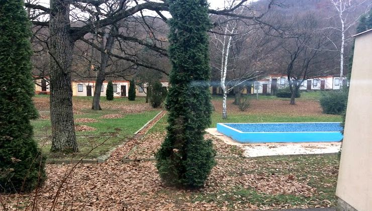 Edzőtábor, táborhely - Felsőtárkány Hotel és Ifjúsági Tábor - Kert 2