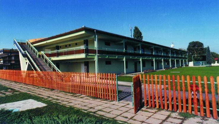 Edzőtábor, táborhely - Mezőkövesd Ifjúsági Tábor 2
