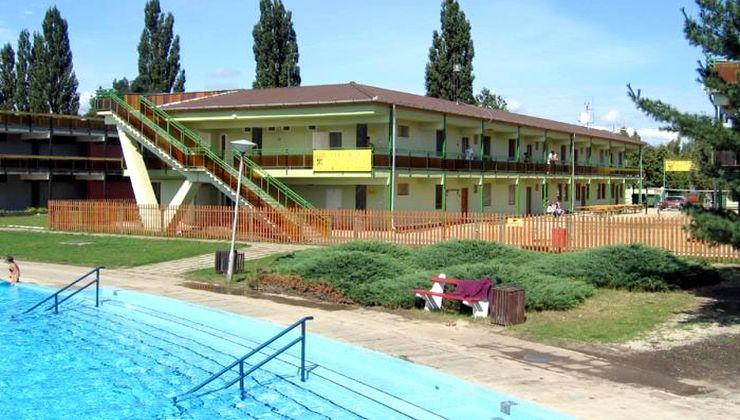 Edzőtábor, táborhely - Mezőkövesd Ifjúsági Tábor