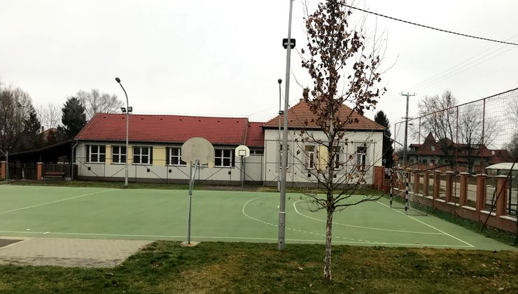 Edzőtábor, táborhely - Tiszasziget Ifjúsági Tábor - Sportpálya