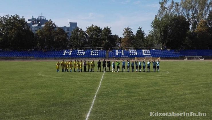 Edzőtábor - Hajdúszoboszló Táborhelyszín - Füves futballpálya