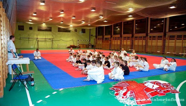 Edzőtábor - Jászboldogháza Ifjúsági Tábor - Sportcsarnok