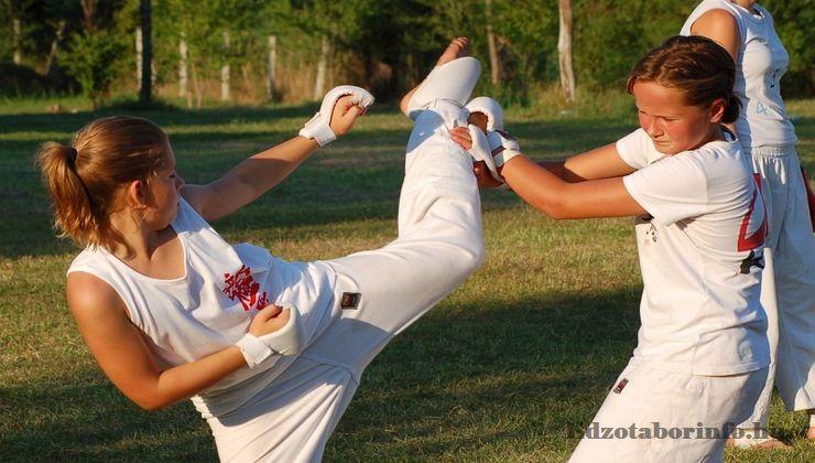 Edzőtábor - Jászboldogháza Ifjúsági Tábor - edzés