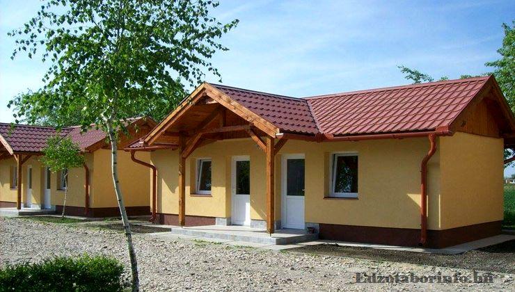 Edzőtábor - Jászboldogháza Ifjúsági Tábor