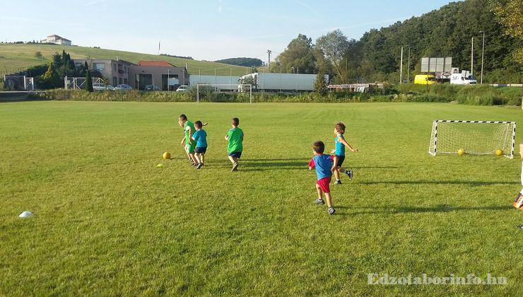 Edzőtábor - Katalinpuszta Ifjúsági Tábor - Futballpálya