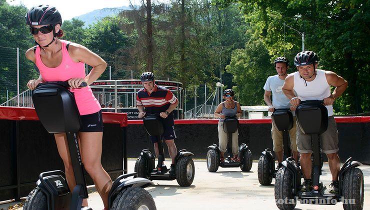 Edzőtábor - Lillafüred Üdülő - sport és kalandpark