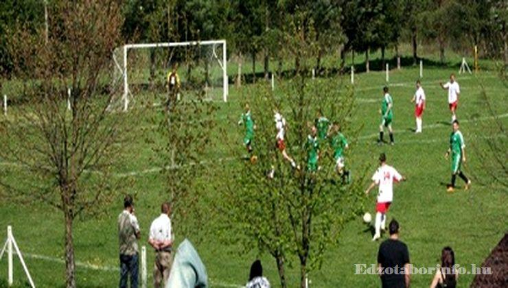 Edzőtábor, Őrimagyarósd Ifjúsági Tábor - Futballpálya