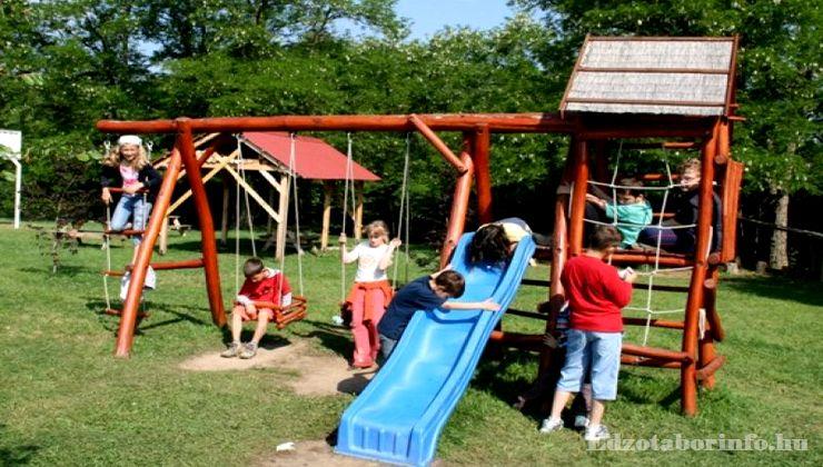 Edzőtábor, Őrimagyarósd Ifjúsági Tábor - Játszótér