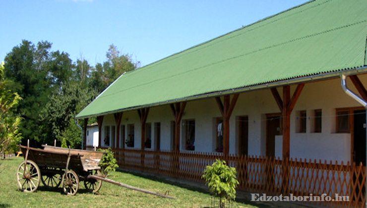 Edzőtábor, Őrimagyarósd Ifjúsági Tábor