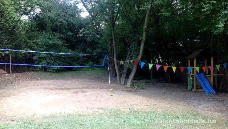Edzőtábor - Parádfürdő Gyerektábor - Sportpályák 2