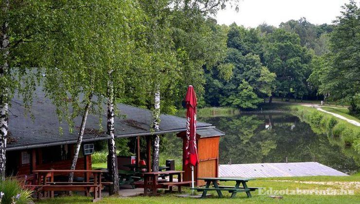 Edzőtábor - Szaknyér Ifjúsági Tábor - Vadása-tó strand 2