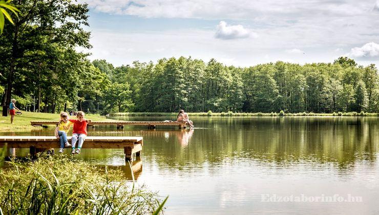 Edzőtábor - Szaknyér Ifjúsági Tábor - Vadása-tó strand 3