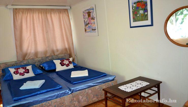 Edzőtábor - Tokaj Ifjúsági Tábor - Szállás 5