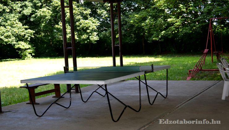 Edzőtábor - Tokaj Ifjúsági Tábor - pingpong